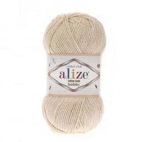 Alize Cotton Gold Hobby Amigurumi El Örgü İpi 50gr - Mum Işığı