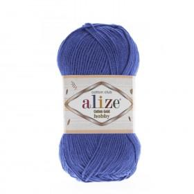 Alize Cotton Gold Hobby Amigurumi El Örgü İpi 50gr - Saks