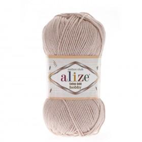 Alize Cotton Gold Hobby Amigurumi El Örgü İpi 50gr - Pudra