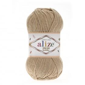 Alize Cotton Gold Hobby Amigurumi El Örgü İpi 50gr - Bej