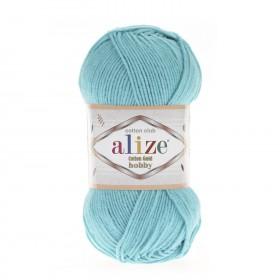 Alize Cotton Gold Hobby Amigurumi El Örgü İpi 50gr - Turkuaz