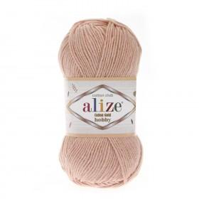 Alize Cotton Gold Hobby Amigurumi El Örgü İpi 50gr - Pudra Pembesi