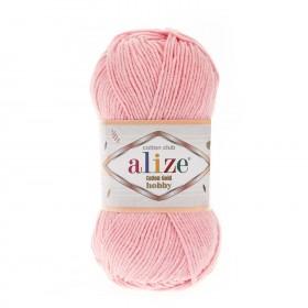 Alize Cotton Gold Hobby Amigurumi El Örgü İpi 50gr - .balerin Pembe