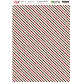 Kendinden Yapışkanlı Sticky Pirinç Kağıdı STK-11004