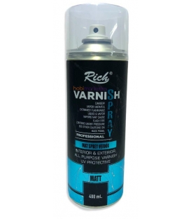 Rich MAT Sprey Vernik 400 ml