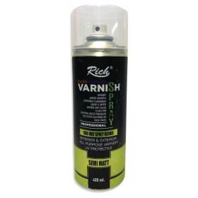 Rich YARI MAT SPREY Vernik 400 ml