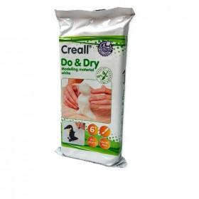 Creall Do & Dry Seramik Hamuru Beyaz 500 gr