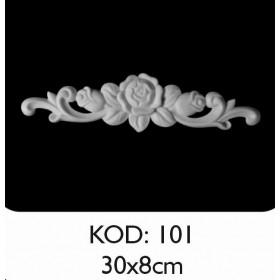 Rich Esnek Aplik Dekoratif Obje Kod 101
