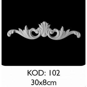 Rich Esnek Aplik Dekoratif Obje Kod 102