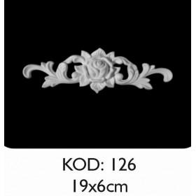 Rich Esnek Aplik Dekoratif Obje Kod 126