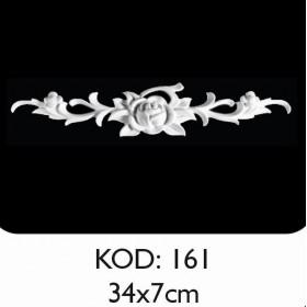 Rich Esnek Aplik Dekoratif Obje Kod 161