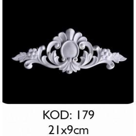 Rich Esnek Aplik Dekoratif Obje Kod 179