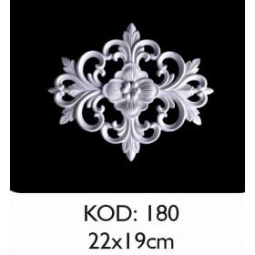 Rich Esnek Aplik Dekoratif Obje Kod 180