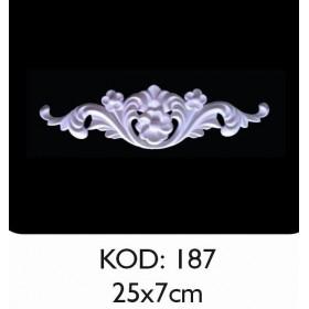 Rich Esnek Aplik Dekoratif Obje Kod 187