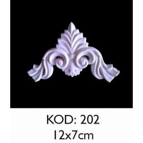 Rich Esnek Aplik Dekoratif Obje Kod 202