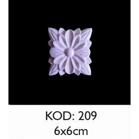Rich Esnek Aplik Dekoratif Obje Kod 209