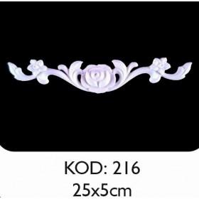 Rich Esnek Aplik Dekoratif Obje Kod 216