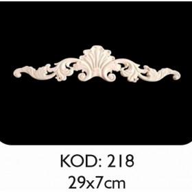 Rich Esnek Aplik Dekoratif Obje Kod 218