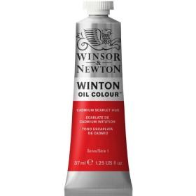 CADMiUM SCARLET HUE Winsor & Newton Winton Yağlı Boya 37 ml.