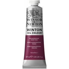 Quinacridone Deep Pink Winsor & Newton Winton Yağlı Boya 37 ml.
