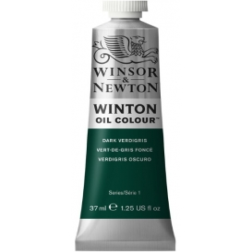 DARK VERDiGRiS Winsor & Newton Winton Yağlı Boya 37 ml.