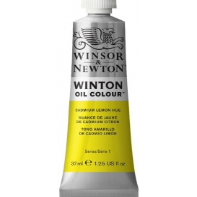 CADMIUM LEMON HUE Winsor & Newton Winton Yağlı Boya 37 ml.