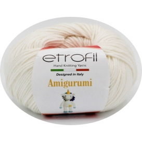 Etrofil AMiGURUMi El Örgü İpi 50gr - 70163 EKRU