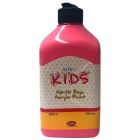 Artdeco Kids Akrilik Boya 500ml PEMBE