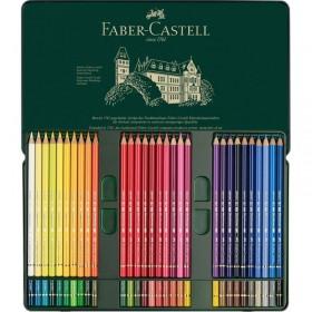 Faber Castell Polychromos Kuru Boya 60 Renk