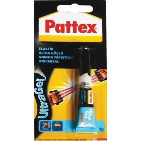 Pattex Japon Yapışırıcı Ultra Jel 3 gr.