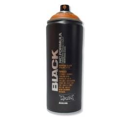 Montana Black Seri 400 ml Sprey Boya BLK2075 Pure Orange