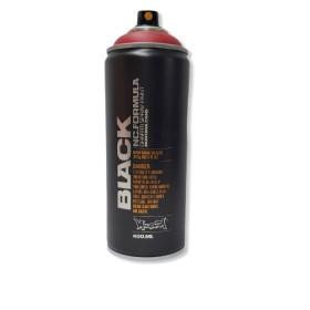 Montana Black Seri 400 ml Sprey Boya BLK3020 Fire Rose