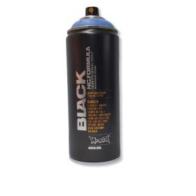 Montana Black Seri 400 ml Sprey Boya BLK5230 Blue Lagoon