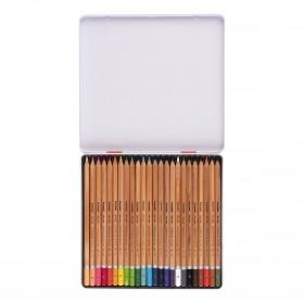 Bruynzeel Expression Colour 24'lü Kuru Kalem Boya Seti