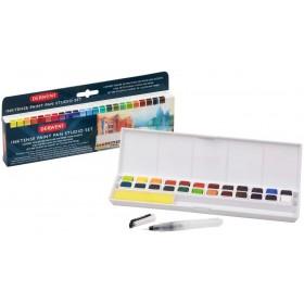 Derwent Inktense Paint 24 Pan Palette