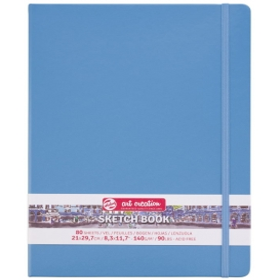 Talens Art Creation Sketchbook Lake Blue 21 x 30 cm, 140 g, 80 Yaprak