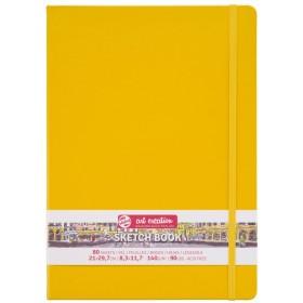 Talens Art Creation Sketchbook Altın Sarı 21 x 30 cm, 140 g, 80 Yaprak