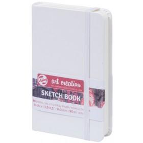 Talens Art Creation Eskiz Defteri Beyaz 9 x 14 cm, 140 g, 80 Yaprak