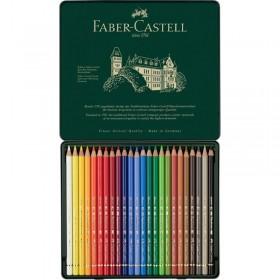 Faber Castell Polychromos Kuru Boya 24 Renk
