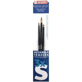 Talens Art Creation 3'lü Suluboya Fırça Seti S (Small)
