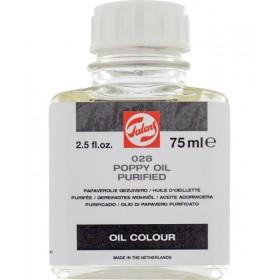 Talens Poppy Oil 028 Bottle (Haşhaş Yağı) 75ml