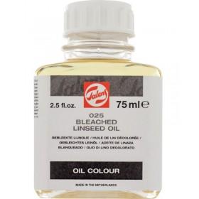 Talens Bleached Linseed Oil 025 Ağartılmış Keten Yağı 75ml