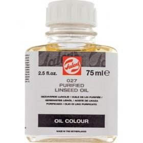 Talens Purified Linseed Oil 027 Saf Keten Tohumu Yağı