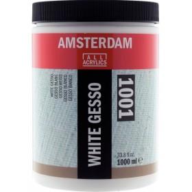Talens Gesso Primer 1000 ml. (1 Litre)