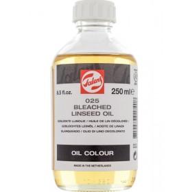 Talens Bleached Linseed Oil 025 Ağartılmış Keten Yağı 250 ml.