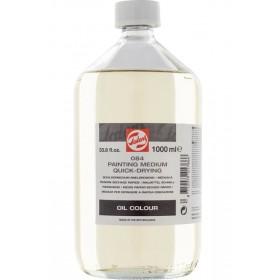 Talens Painting Medium Quick-Drying 084 Hızlı Kurutucu Medyum 1000 ml.