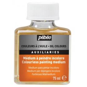 Pebeo Colourless Painting Medium Renksiz Yağlıboya Medyumu 75 ml.