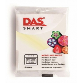 DAS Smart Polimer Kil 57 gr.İNCİ BEYAZI