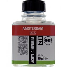 Talens Amsterdam Acrylic Medium Gloss 012 Parlak Akrilik Boya Medyumu 75ml