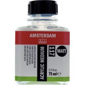 Talens Amsterdam Acrylic Medium Matt 117 Mat Akrilik Boya Medyumu 75ml